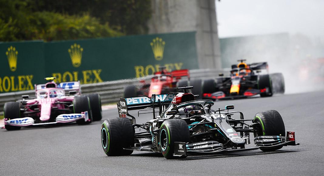 Le Portugal retiré du calendrier de la Formule 1 2021   Actualités