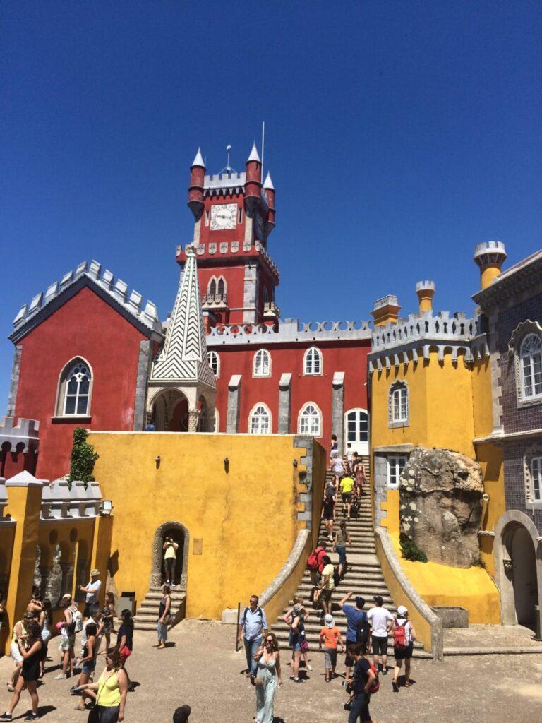 Visiter-Palais-da-Pena-Sintra-Itineraire