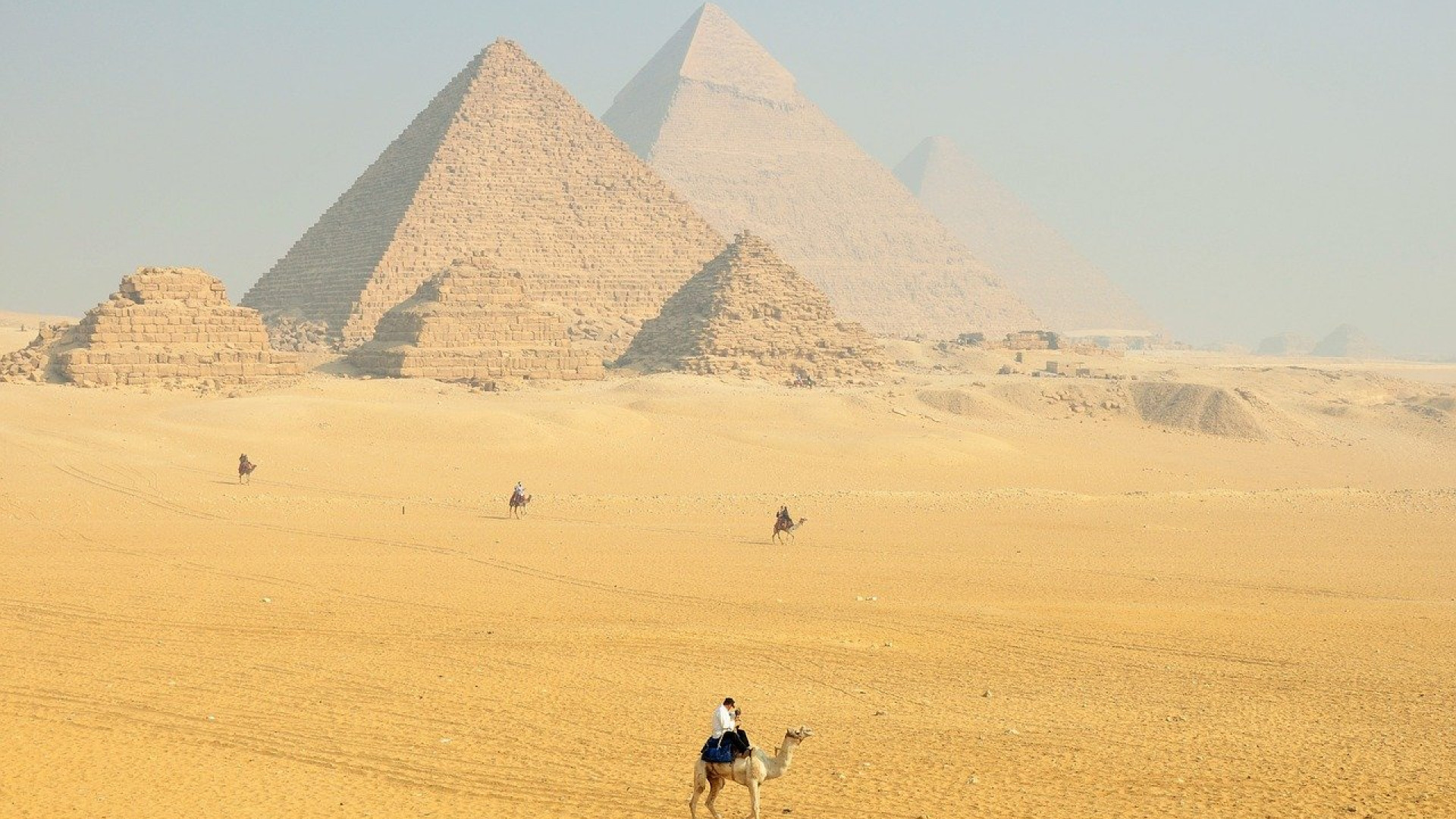 Comment préparer son voyage pour l'Egypte ?